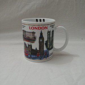 London Coffee Mug Cup Lambert Souvenirs
